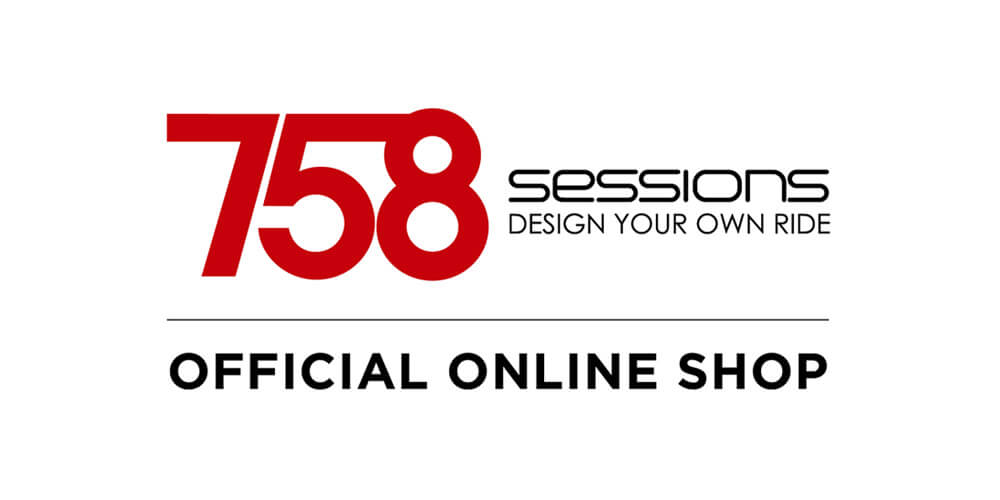 758Sessions OFFICIAL ONLINE SHOP